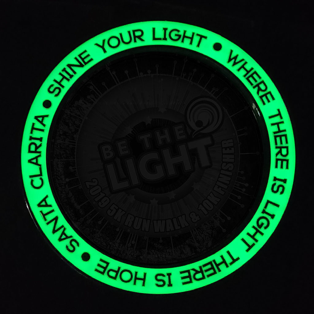 2019 Be The Light 5K