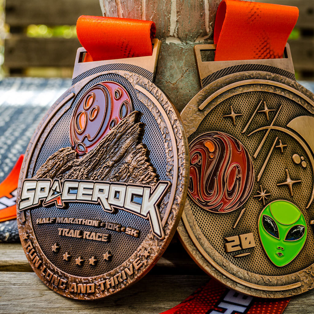 2017 SPACEROCK Trail Race