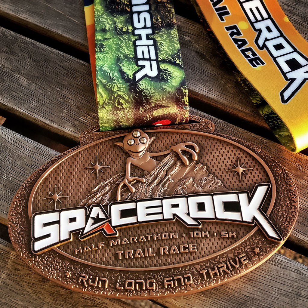 2018 SPACEROCK Trail Race