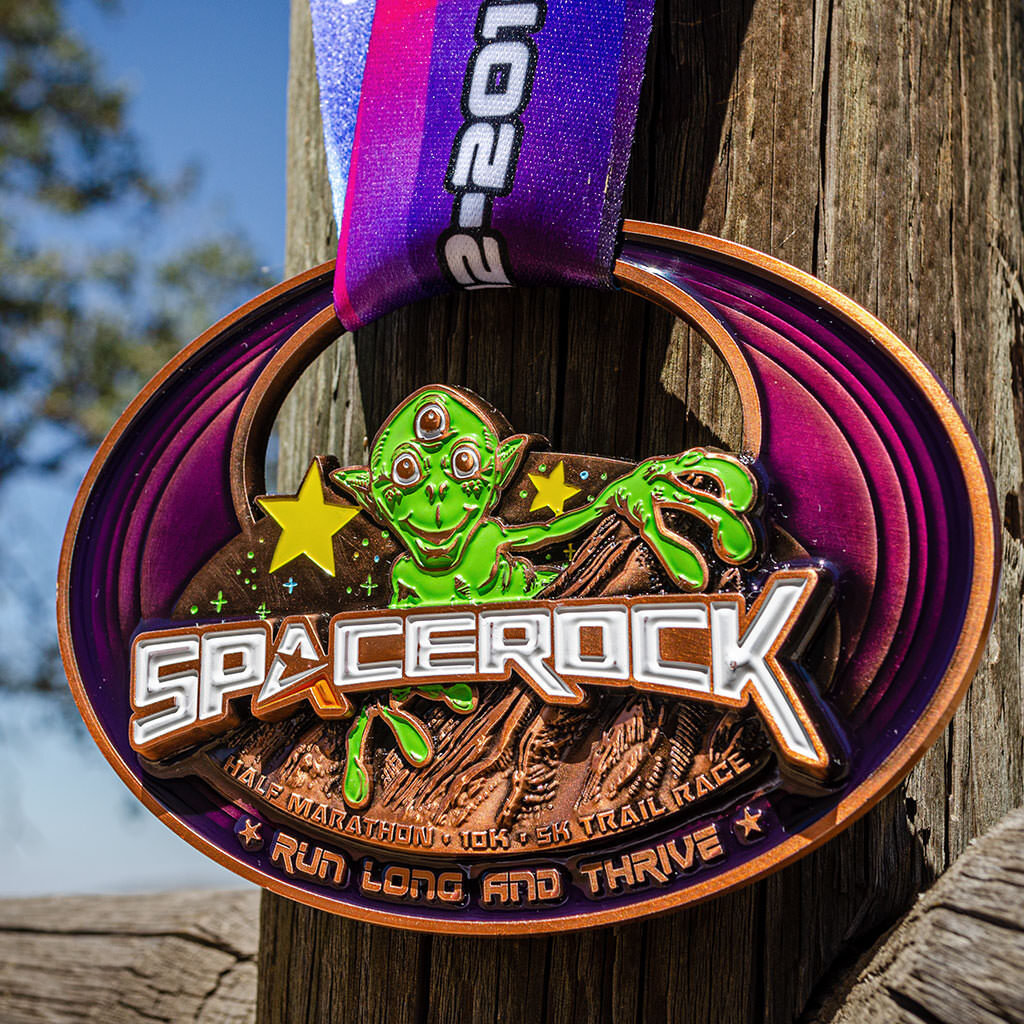 2019 SPACEROCK Trail Race