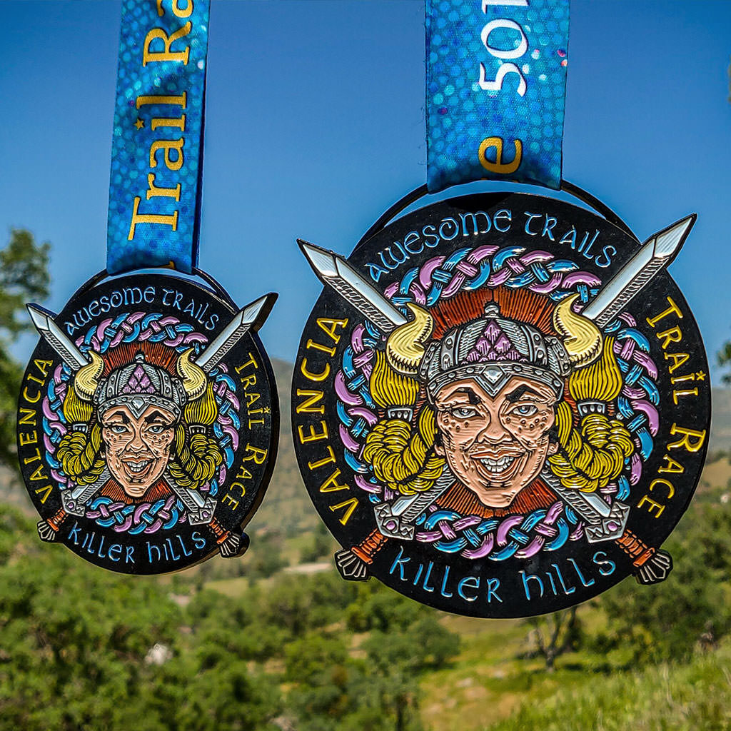 2018 VALENCIA Trail Race