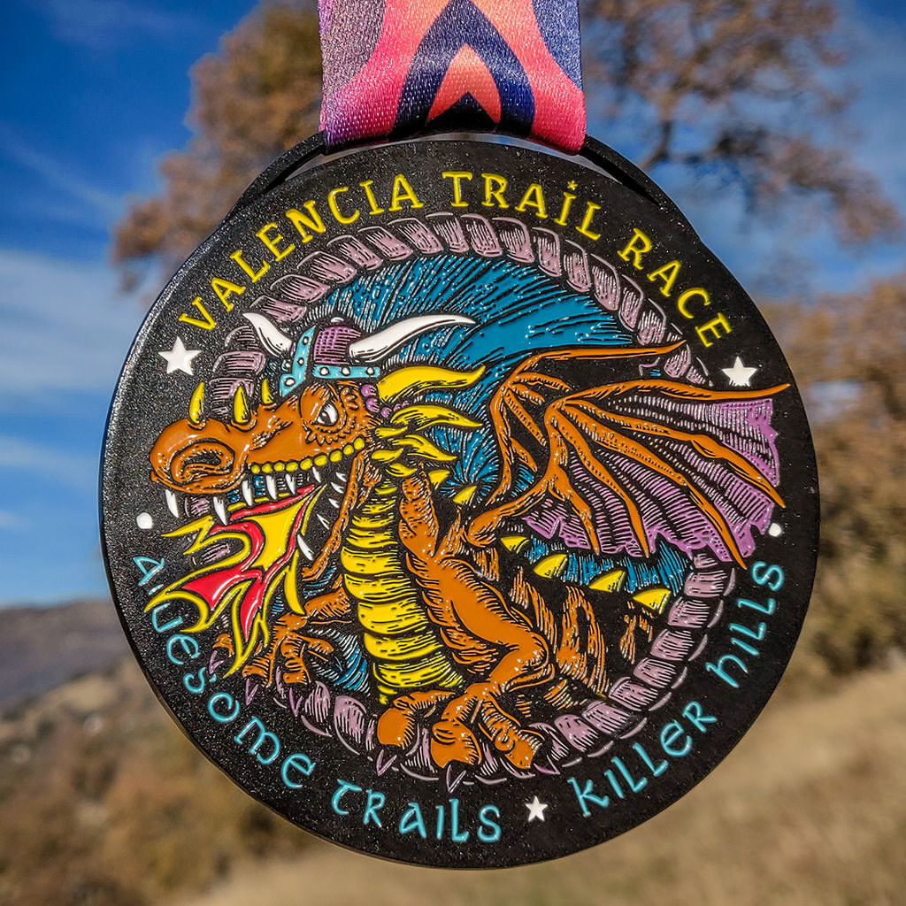 2019 VALENCIA Trail Race