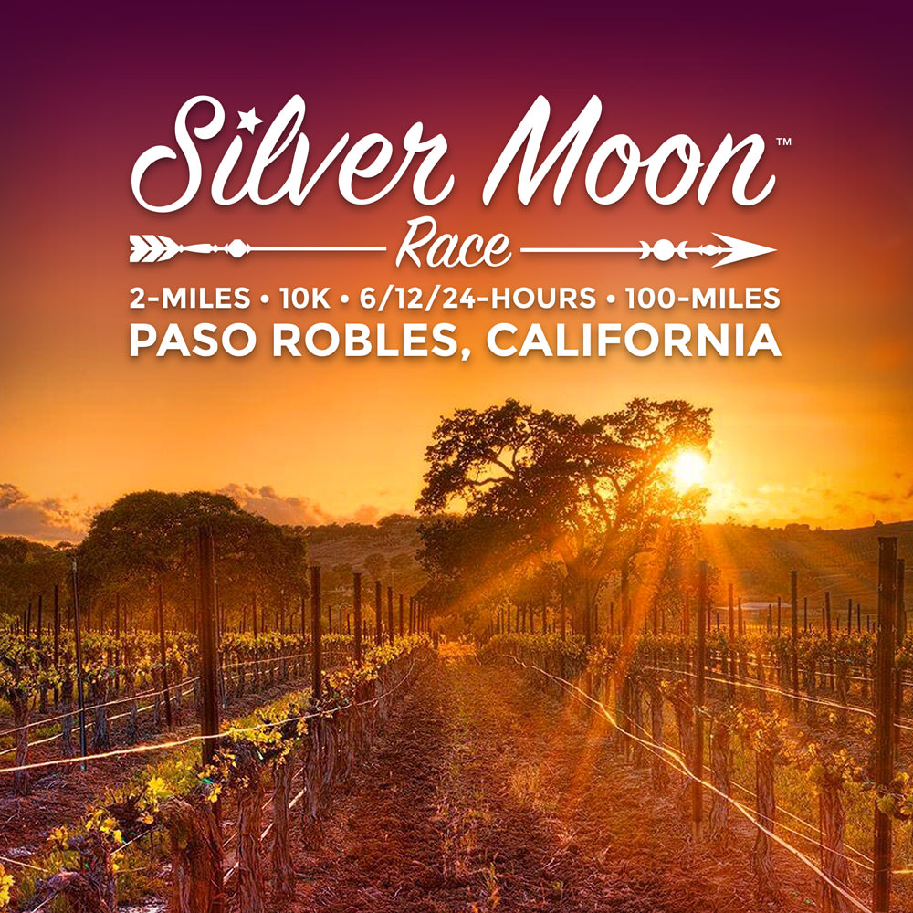 Silver Moon - Race Paso Robles, CA